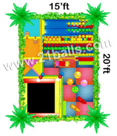 Soft Play 15x20fit