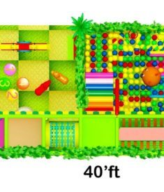 SOFT PLAY 40X14 Fit