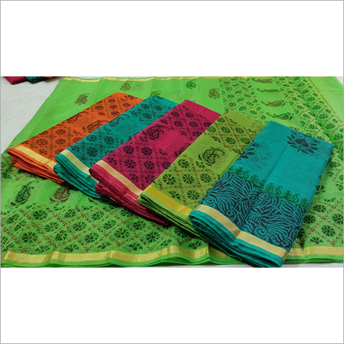 Kota Doriya Cotton Saree