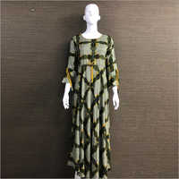 Ladies Designer Sleeve Full Length Kurti