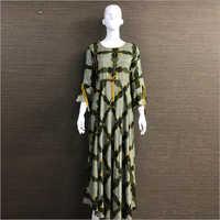 Ladies Designer Sleeve Full Length Kurti