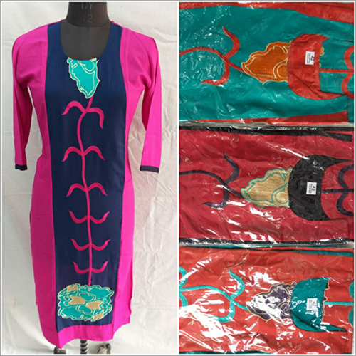 Ladies Casual Cotton Kurti