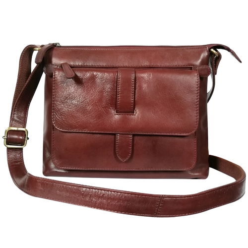 New Leather Shoulder Women Sling Crossbody Handbag
