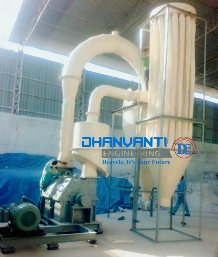 Aluminium Dross Pulverizers