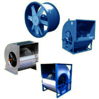 Rotary Blower And Housing For Diffusers
