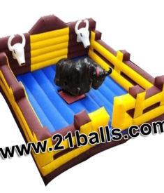 Square Bull Rides 14x14 ft