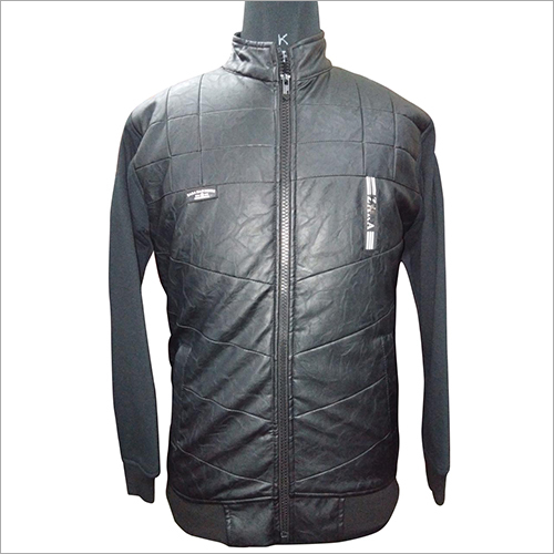 Mens Black Designer Jacket