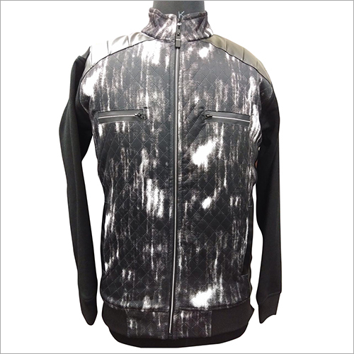 Mens Fancy Fullsleeve Jacket
