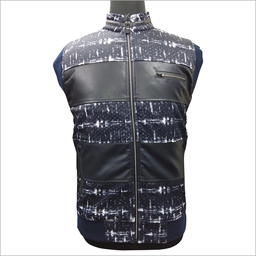 Mens Zipper Jacket