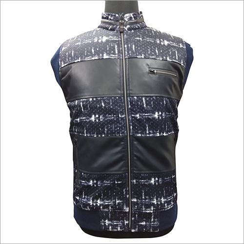 Mens Zipper Jacket