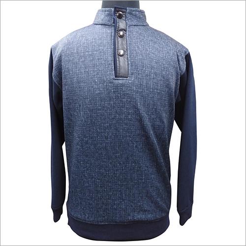 Mens Plain Pullover