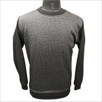 Mens Round Neck Pullover