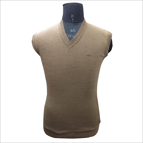 Mens Plain Sweater