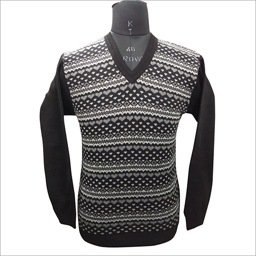 Mens Lining Sweater