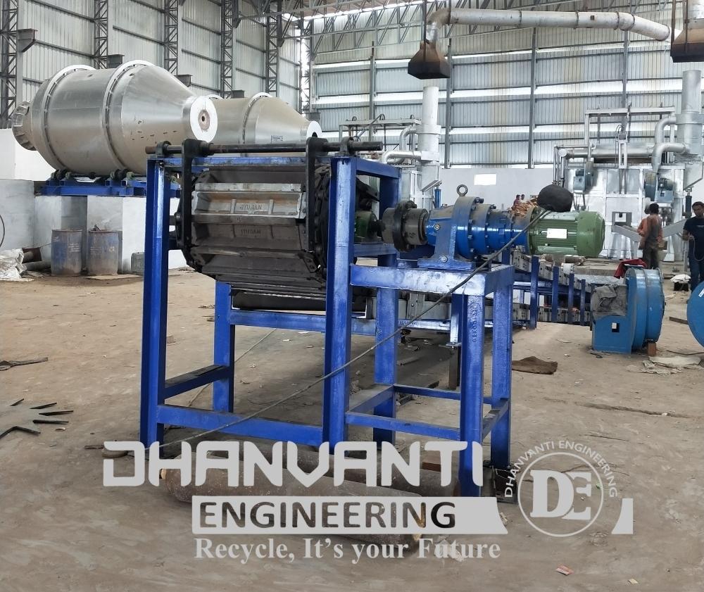 Aluminium Alloy Ingot Casting Conveyor