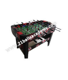 21 Ball Rose Soccer Table