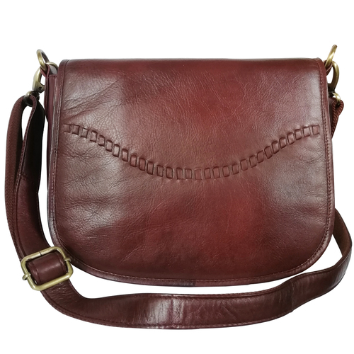 New Women's Shoulder Bag Leather Sling Crossbody Handbag