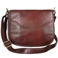 New Women Shoulder Bag Leather Sling Crossbody Handbag