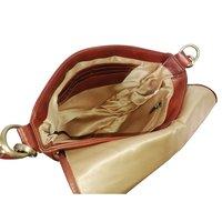 New Women's Shoulder Bag Leather Sling Crossbody Handbag