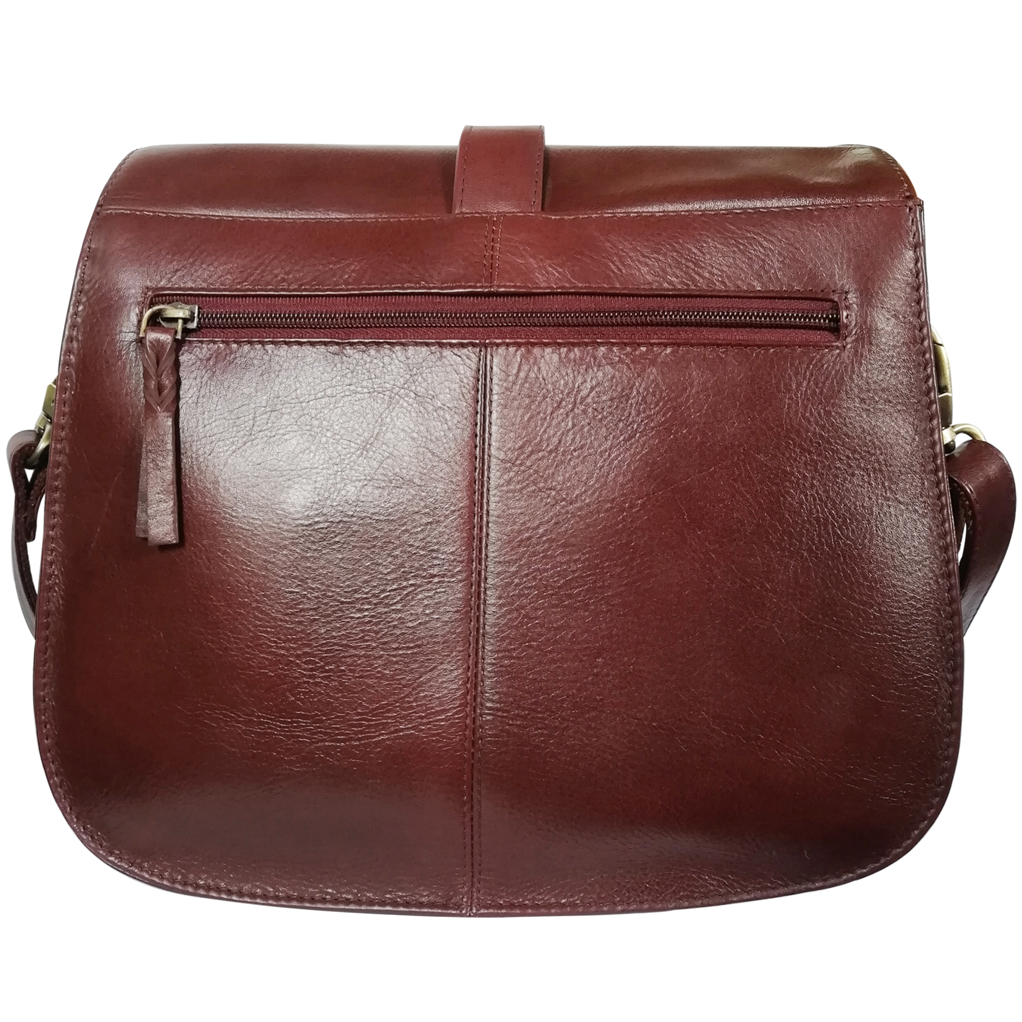 New Women's Leather Shoulder Bag For Office
