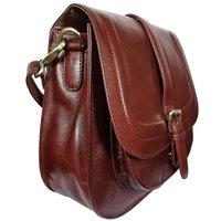 New Women's Leather Shoulder Bag For Office