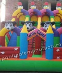 Mickey Mouse Bouncy 4 Way 20×30