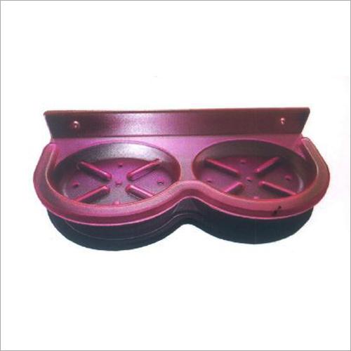 Polypropylene Plastic Soap Dish