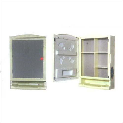 Polypropylene Bathroom Look Cabinet
