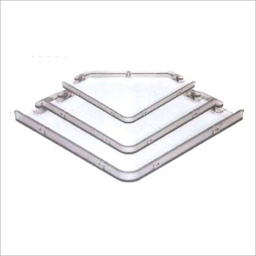 Polypropylene Corner Shelves