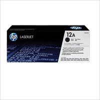 hp 12A  Cartridge