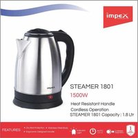 IMPEX Electric Kettle (STEAMER 1801)