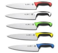 Atlantic Chef's Knife Color Handle 21 Cm Blade 8321T05 NSF
