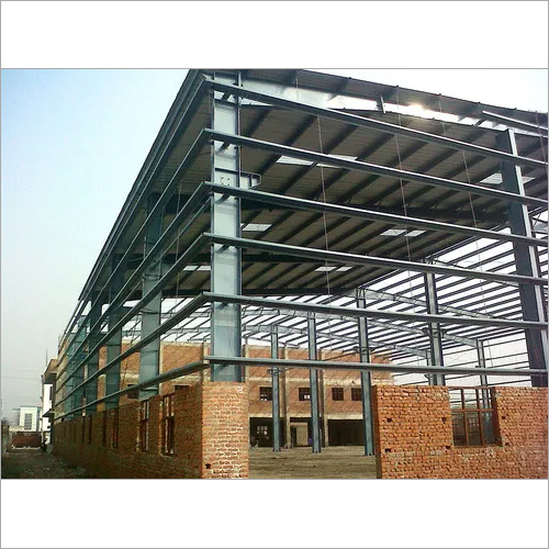 Prefabricated PEB Structural Shed