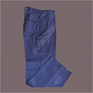 Cotton Pre-Wasted Cargo Trouser Age Group: 15-25 Years