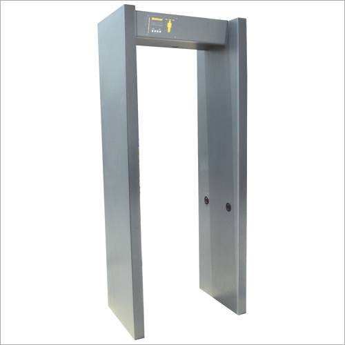 Single Zone Door Frame Metal Detector (Deluxe Model)