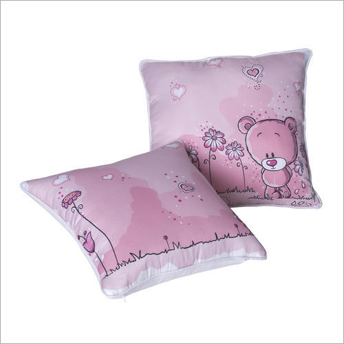 Sublimation Printed Cushion Cover