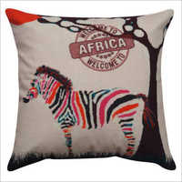Designer Embroidered Cushion Cover