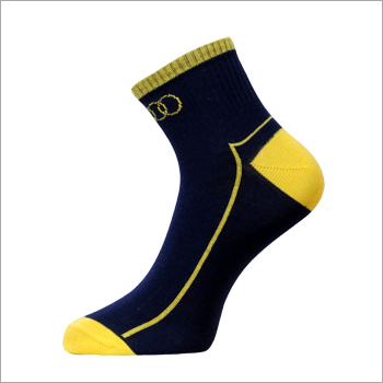 Cotton Terry Ankle Socks