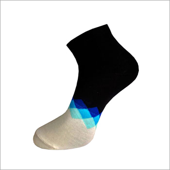 Fancy High Ankle Socks