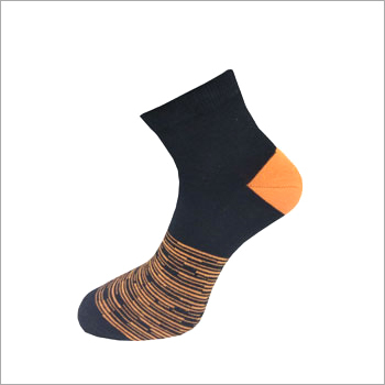 Cotton High Ankle Socks