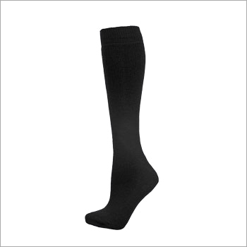 Plain Foot Ball Socks