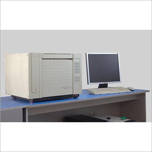 Crystallux 4000 Gas Chromatograph Analysis Instrument