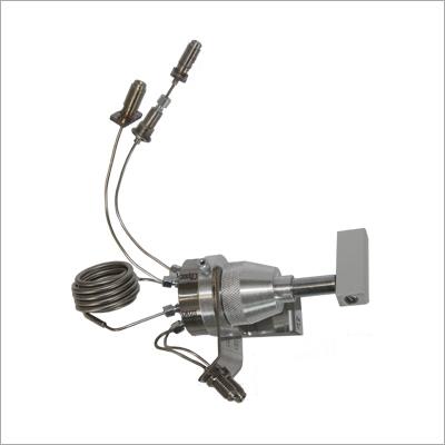 Pyrolyzer Injection Valve
