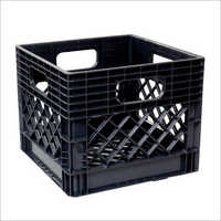 Plastic Stackable Crate