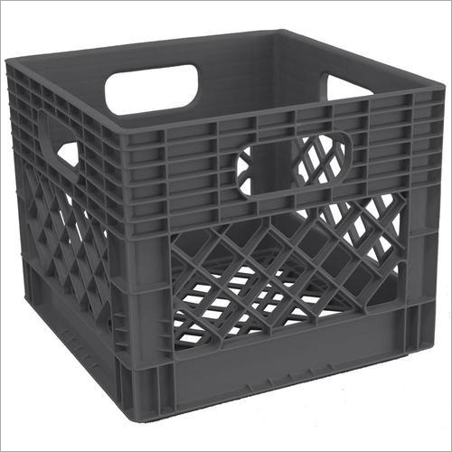 Plastic Storage Crate
