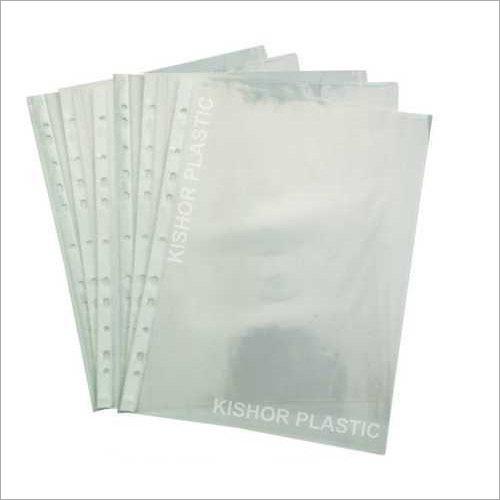 PP Sheet Protector