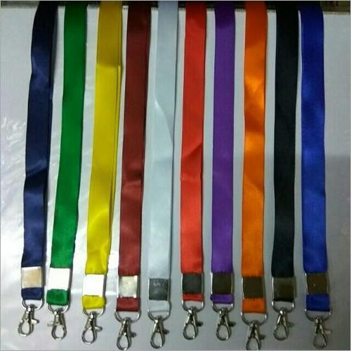 Satin Neck Ribbon Lanyard