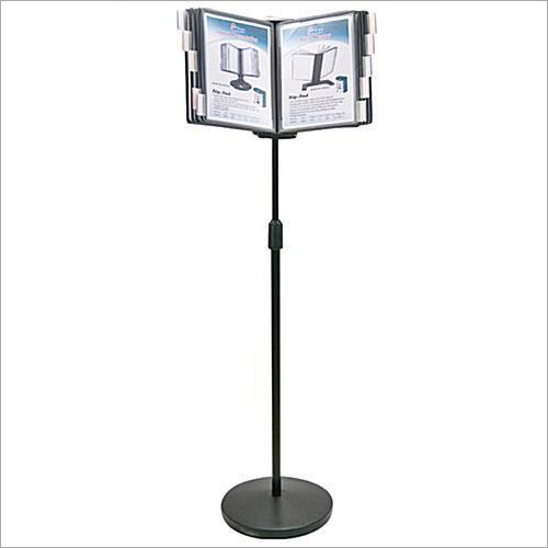 SOP Display Floor Stand