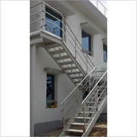 SS Railing Fabrication Services
