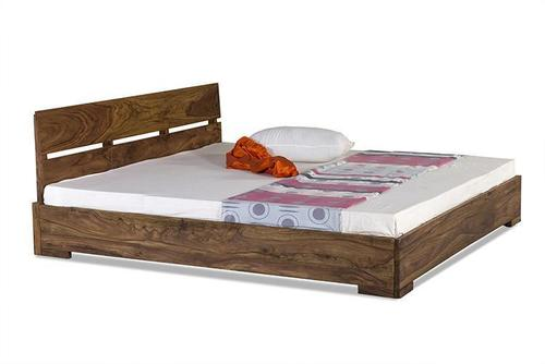 Solid wood bed Fiercey